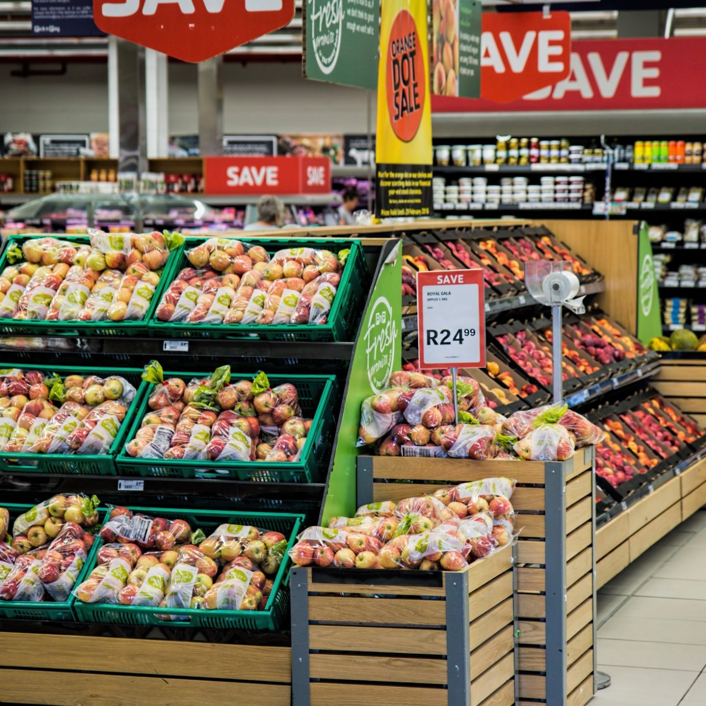 5 Ways To Make Healthy Choices When Shopping For Your Kids