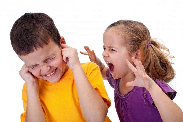 Behaviour management for children